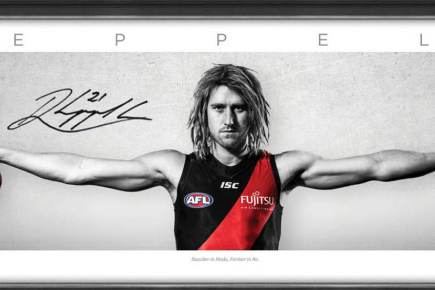 DYSON HEPPELL SIGNED WINGS0