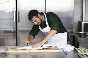 COOKING CLASS WITH MASTERCHEF Ben Borsht0