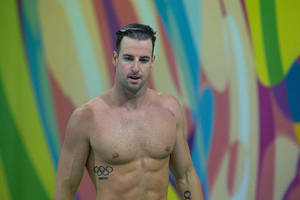 Swimming Experience with James Magnussen2