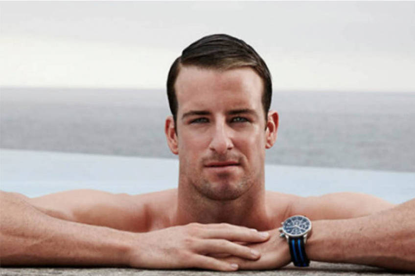 Swimming Experience with James Magnussen1