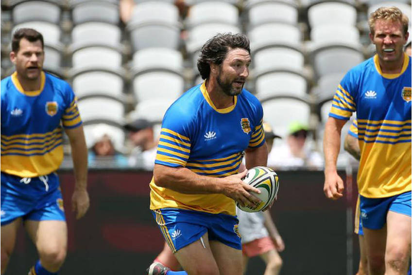 Legend Nathan Hindmarsh Experience1