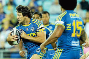Legend Nathan Hindmarsh Experience2