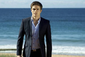 Lunch with Home & Away Star Nic Westaway1
