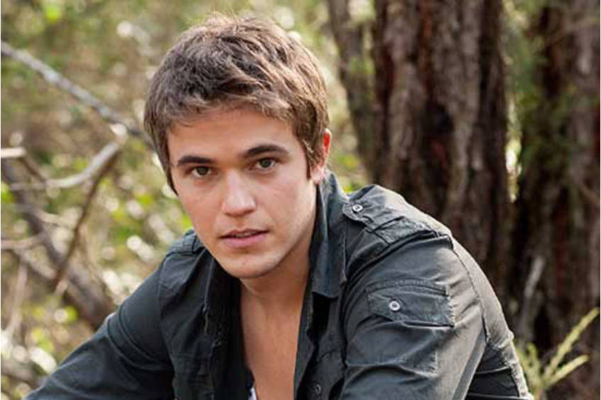 Lunch with Home & Away Star Nic Westaway2