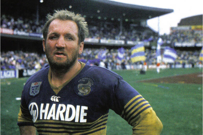 Parramatta Legend Ray Price Experience1
