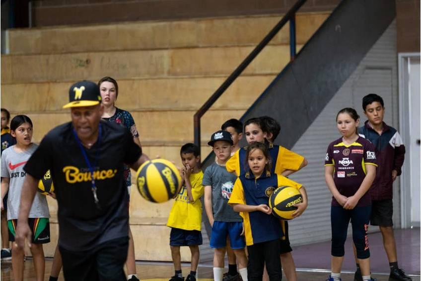 Charity Bounce Basketball Coaching Clinic1