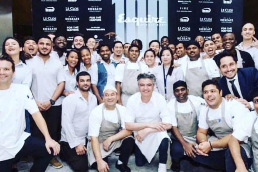 Chef Sean Connolly Corporate Experience0