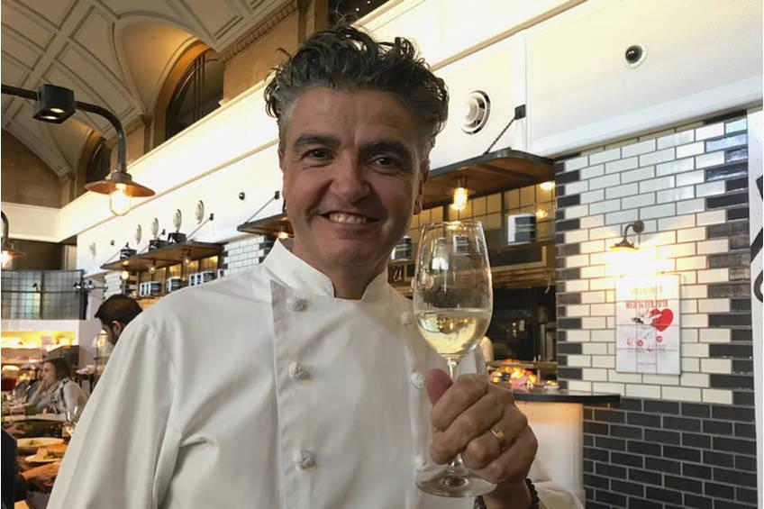 Chef Sean Connolly Corporate Experience2
