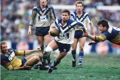 Bulldogs Legend Terry Lamb Experience
