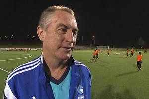 Keynote presentation by ex-Socceroos Captain Paul Wade OAM1