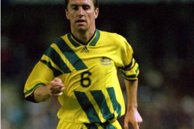 Keynote presentation by ex-Socceroos Captain Paul Wade OAM