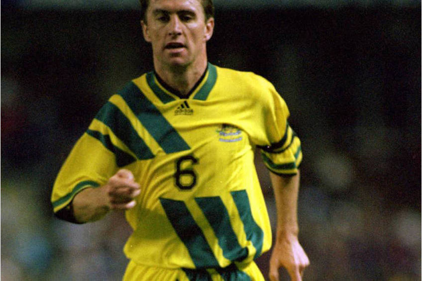 Keynote presentation by ex-Socceroos Captain Paul Wade OAM0