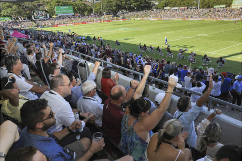 MANLY SEA EAGLES 4 Pines Tree House1