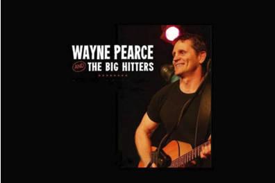 Wayne Pearce and the Big Hitters Band