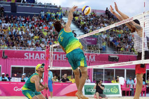 High Performance Beach Volleyball2