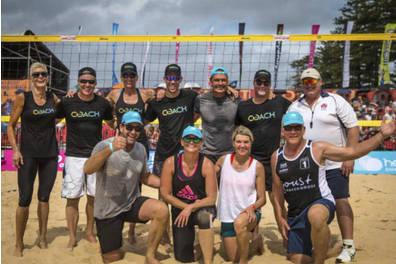 High Performance Beach Volleyball