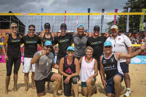 High Performance Beach Volleyball0