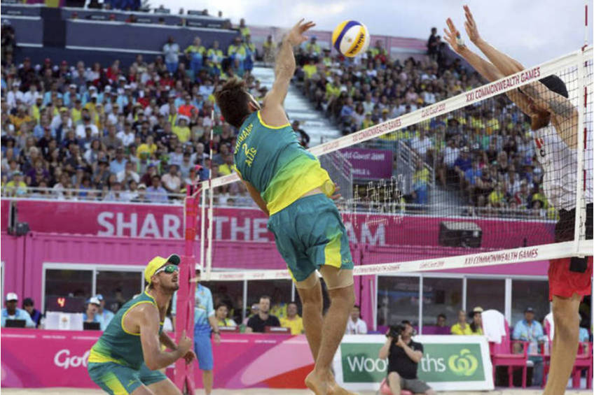 Volleyball session at your school or event2