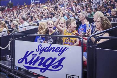 VIP Sydney Kings Corporate Box Experience
