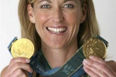 Keynote by Olympic Gold Medalist
