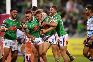 Canberra Raiders Legends Lounge Experience