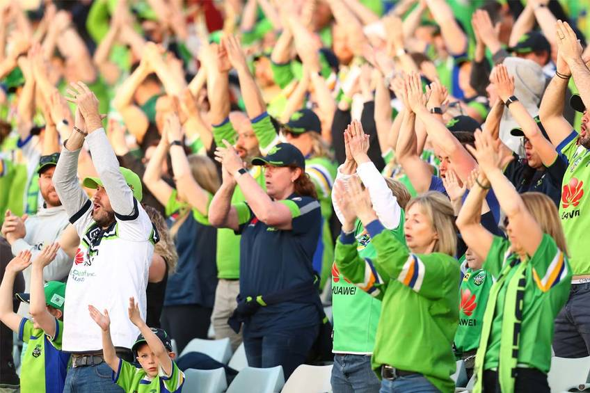 Canberra Raiders Legends Lounge Experience2
