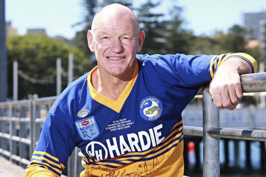 Golf with Parramatta Eels Legend Peter Wynn0