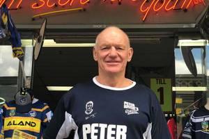 Golf with Parramatta Eels Legend Peter Wynn1