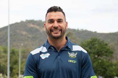 Ryan James Rugby Training Experience