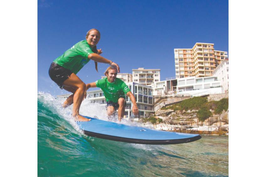 2x Lets Go Surfing Lesson Vouchers0