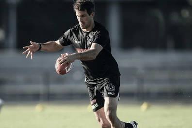 Footy Star Levi Greenwood Training Experience