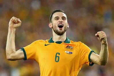 Former Socceroos Matthew Spiranovic Experience