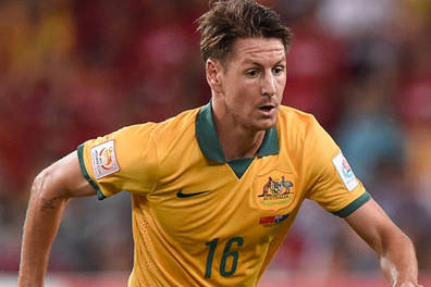 Former Socceroos Nathan Burns Experience