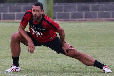 Former Socceroos Adrian Madaschi Experience