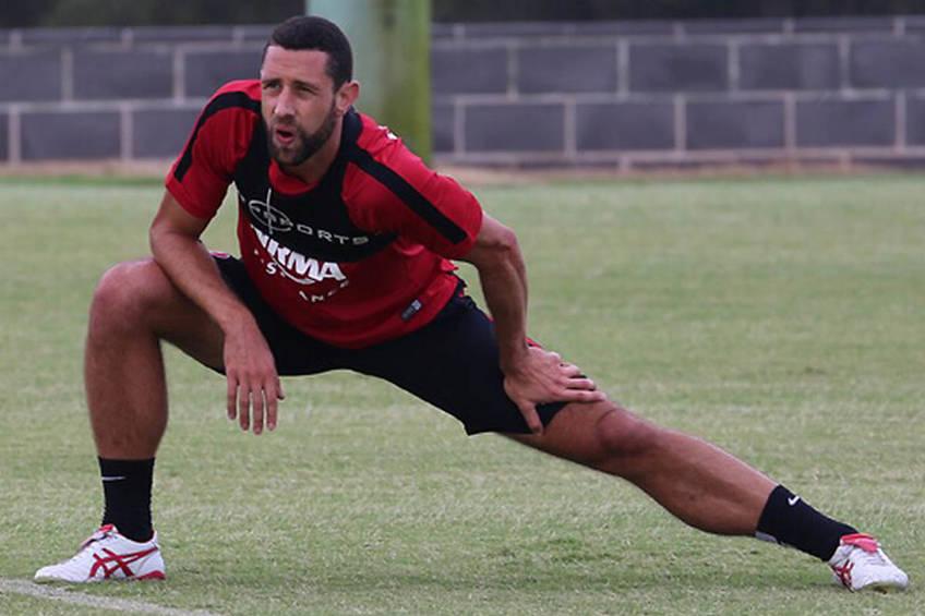 Former Socceroos Adrian Madaschi Experience0