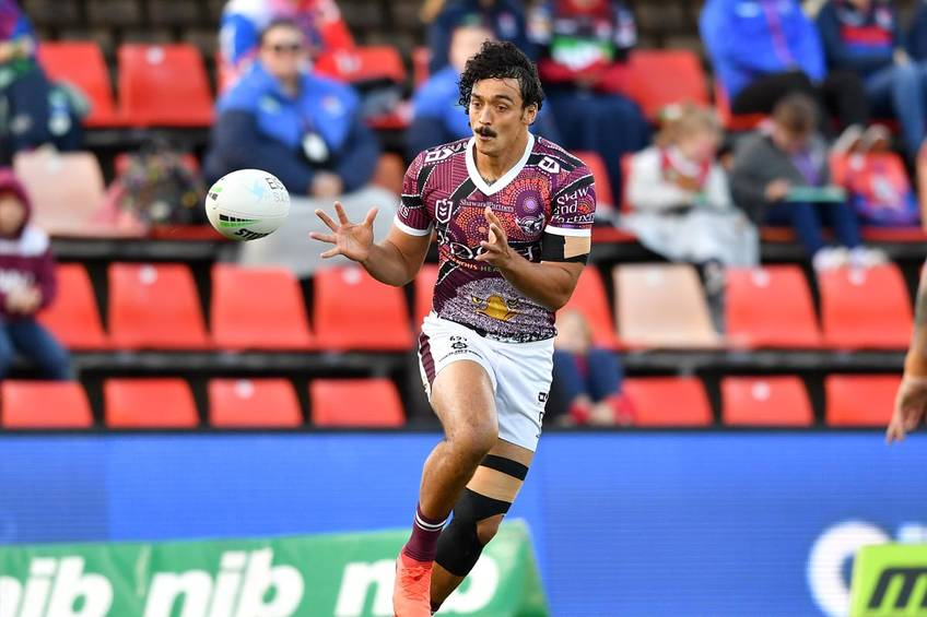 4. Morgan Harper Player-Issued Indigenous Jersey0