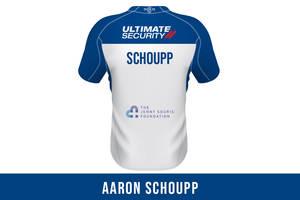 Aaron Schoupp SIGNED JERSEY0