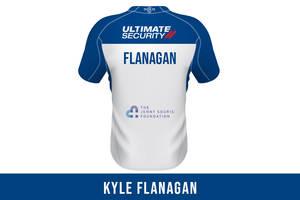 Kyle Flanagan SIGNED JERSEY0