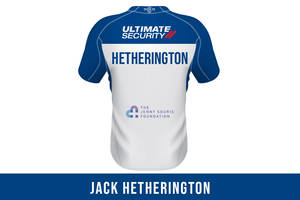 Jack Hetherington SIGNED JERSEY0