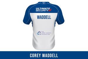 Corey Waddell SIGNED JERSEY0