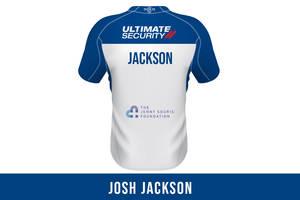 Josh Jackson SIGNED JERSEY0