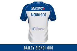 Bailey Biondi-Odo SIGNED JERSEY0