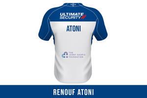 Renouf Atoni SIGNED JERSEY0