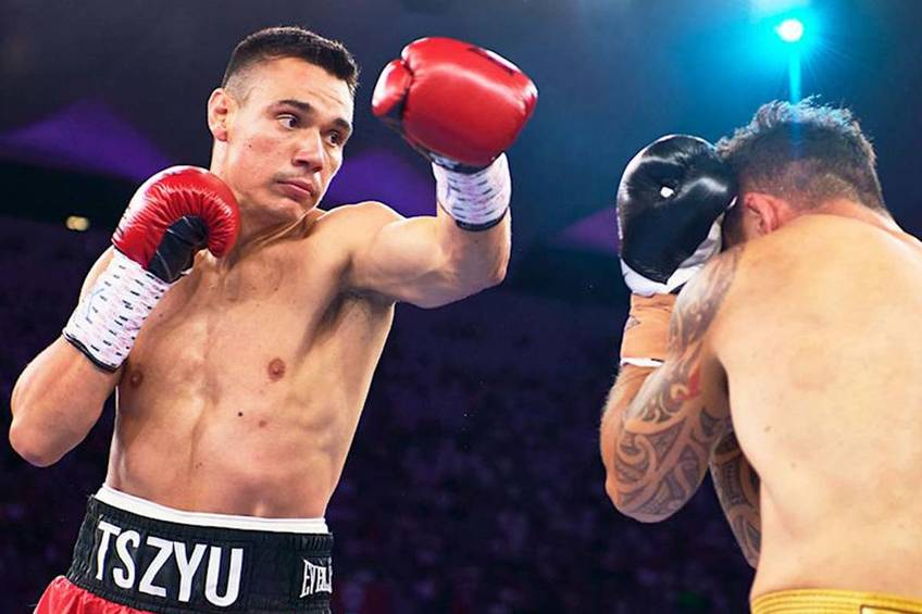 Limited Edition Personalised Video Message from Tim Tszyu2