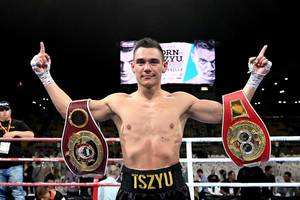 Limited Edition Personalised Video Message from Tim Tszyu1