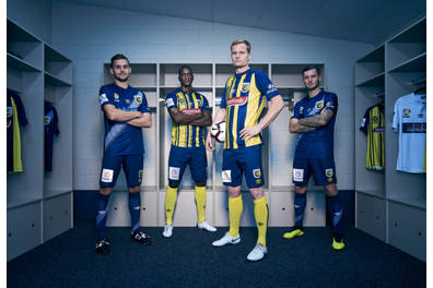 Get up close and personal with Central Coast Mariners FC