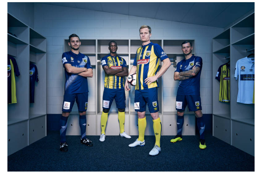 Get up close and personal with Central Coast Mariners FC0