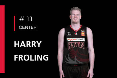 Video Message from Harry Froling