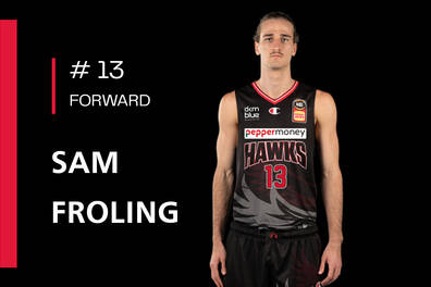 Video Message from Sam Froling