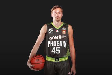 Ryan Broekhoff Basketball Training Session